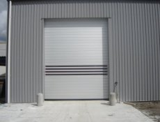 High Speed or Rapid roll Doors